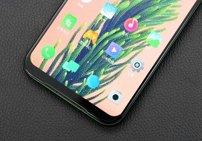 Xiaomi Black Shark 2 chính hãng xách tay thiết kế mặt viền