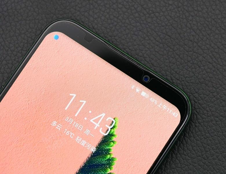 Xiaomi Black Shark 2 RAM 6, 8, 12GB bộ nhớ 128, 256GB thiết kế viền