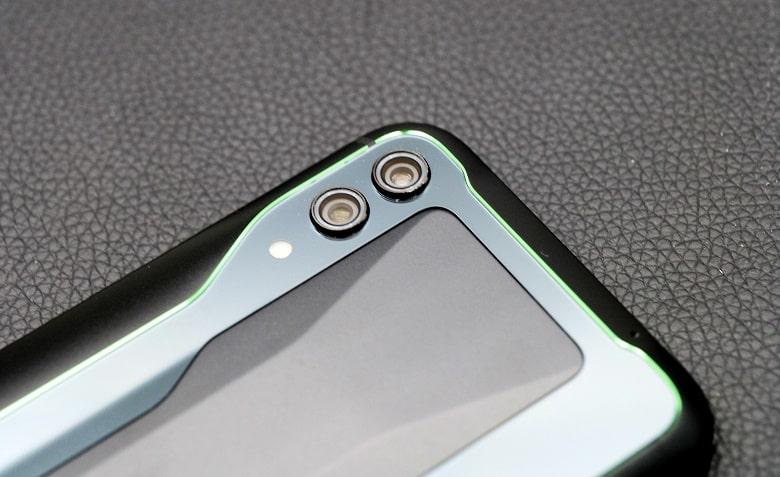Xiaomi Black Shark 2 camera khủng