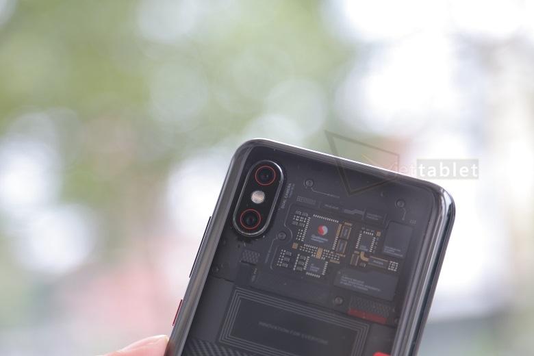 đánh giá camera Xiaomi Mi 8 EE Explorer Edition