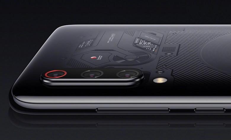 xiaomi mi 9 transparent edition thiết kế đẹp, cấu hình hiệu năng đỉnh