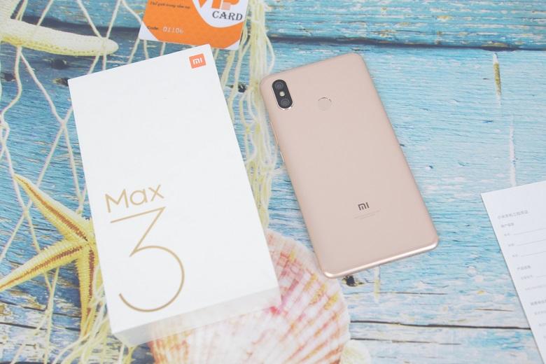 đánh giá Xiaomi Mi Max 3