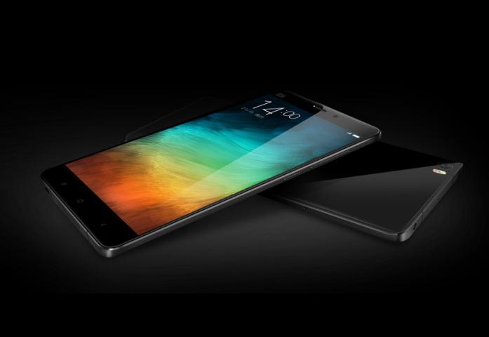 Xiaomi Mi Note cấu hình cực mạnh