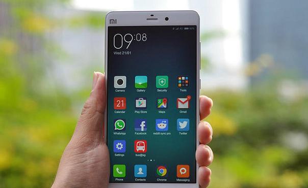 Xiaomi Mi Note màn hình fullhd