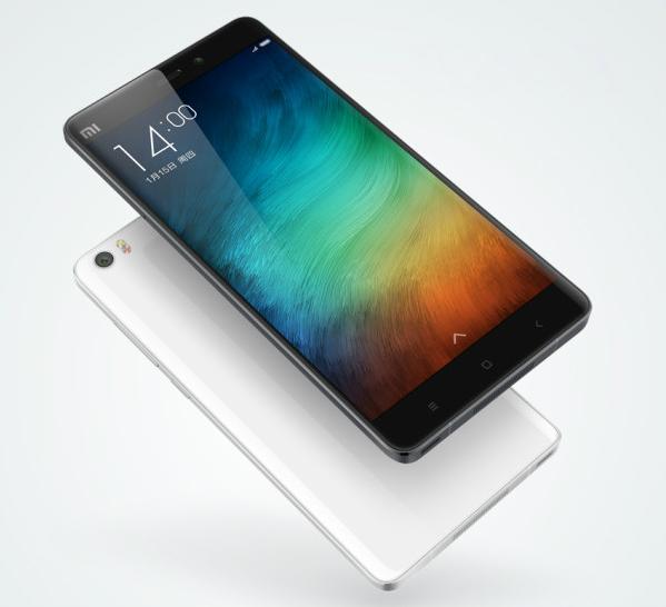 Xiaomi Mi Note siêu phẩm giá tốt