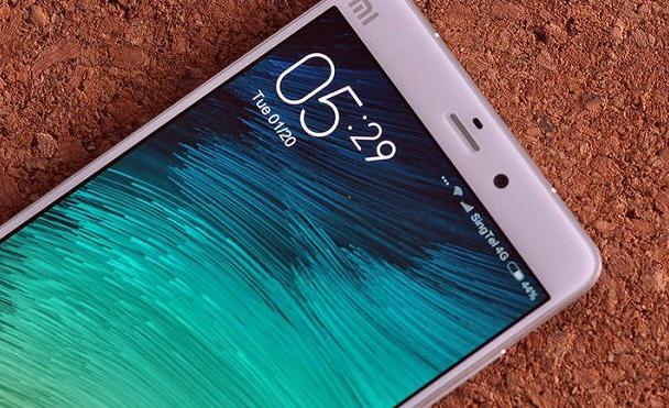 Xiaomi Mi Note thiết kế đẳng cấp