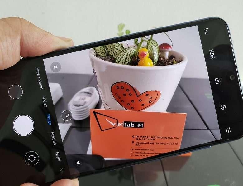 Xiaomi Mi 9 Se đánh giá camera