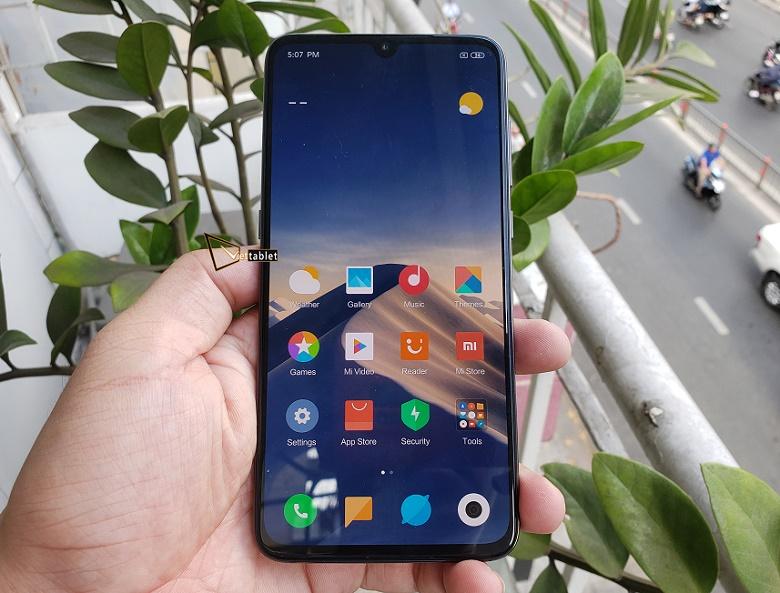 Xiaomi Mi 9 64-128GB cấu hình khủng chip snapdragon 855