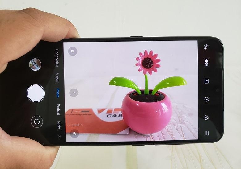 Xiaomi Mi 9 camera 3 ống kính chất lượng cao