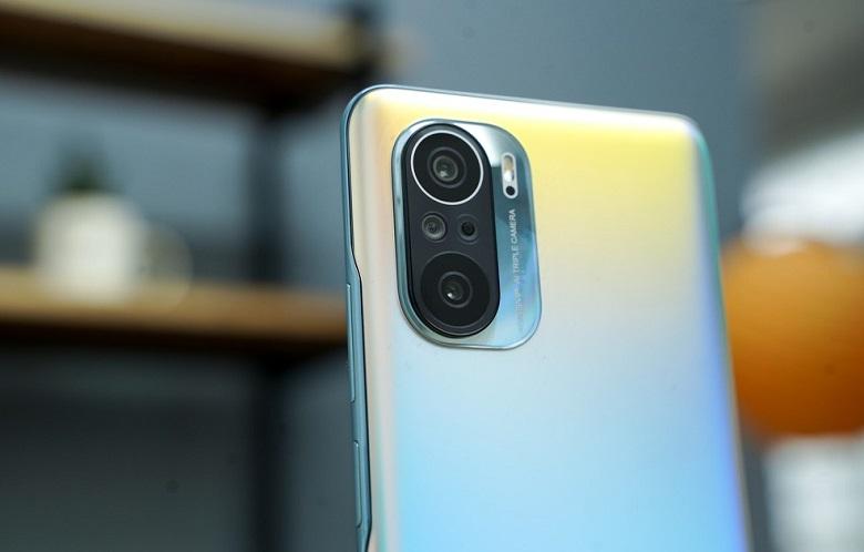 Xiaomi Poco F3 cấu hình camera