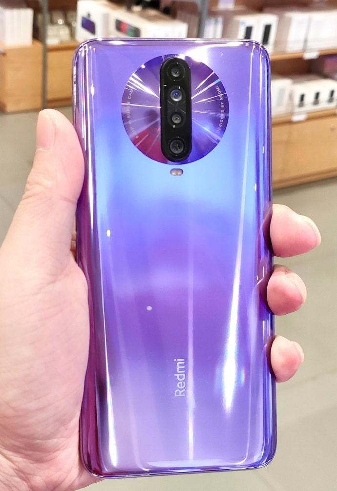 thiết kế Redmi K30 (8GB - 128GB)
