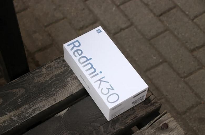 Xiaomi Redmi K30 (8GB - 256GB)