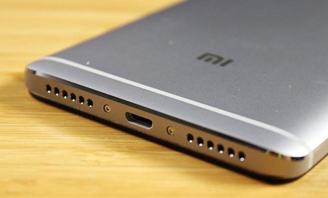 Xiaomi Redmi Note 4 chính hãng xách tay thiết kế