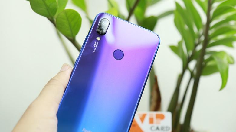 Xiaomi Redmi Note 7 sở hữu camera kép lên đến 48MP