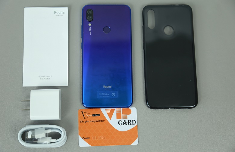 Xiaomi Redmi Note 7 có giá rẻ bất ngờ