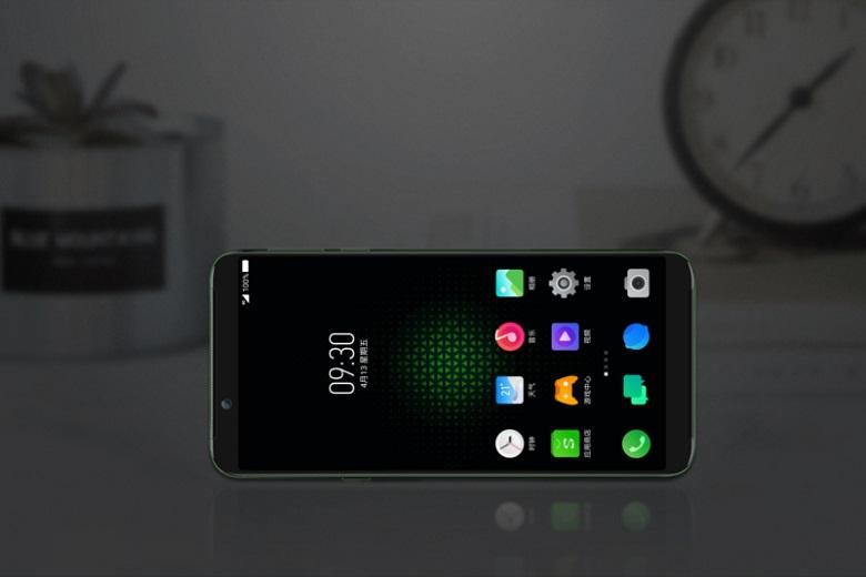 Xiaomi Black Shark Helo không có tai thỏ