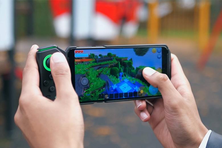 Xiaomi Black Shark Helo không chỉ chiến game hiệu quả