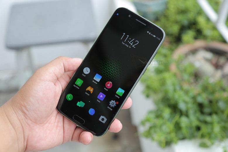 đánh giá thiết kế Xiaomi Black Shark