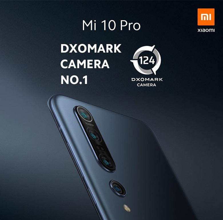 Camera của Mi 10 Pro đạt điểm ấn tượng trên Dxomark