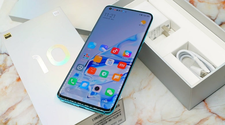 Xiaomi Mi 10 Pro 5G Fullbox