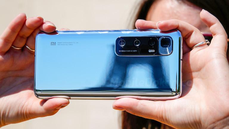 camera Xiaomi Mi 10 Ultra