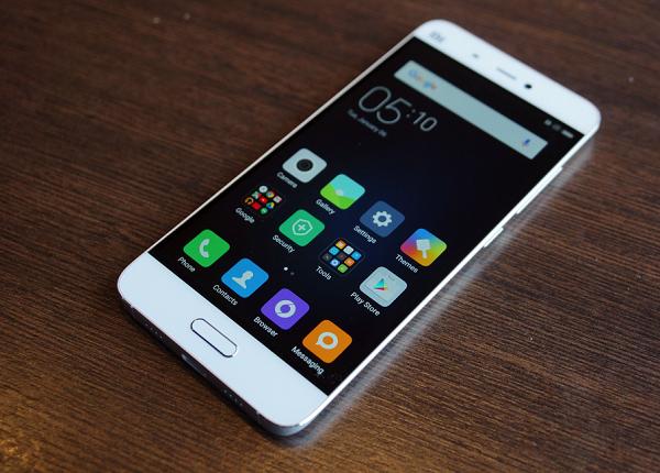 Xiaomi Mi5 4