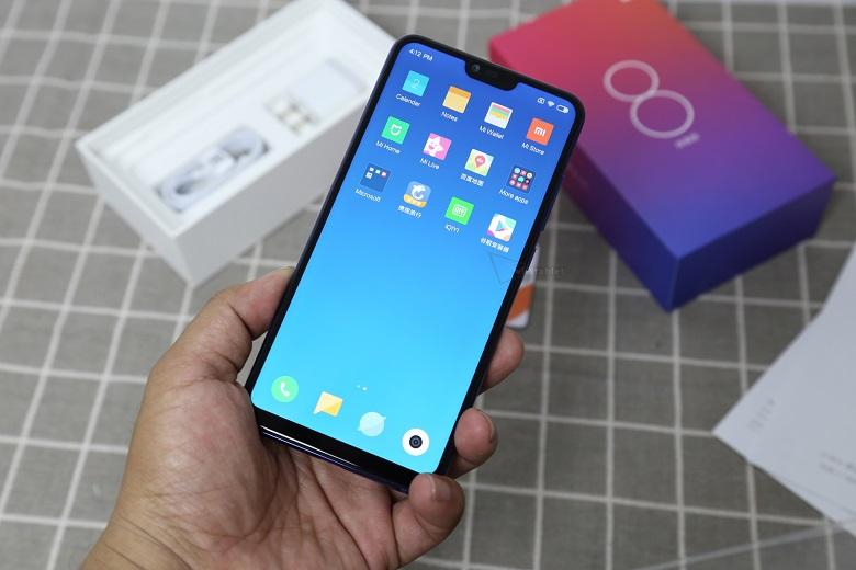 Xiaomi Mi 8 Lite có giá bán cạnh tranh tại thị trường Việt Nam