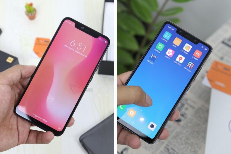Xiaomi Mi 8 Pro và Xiaomi Mi 8