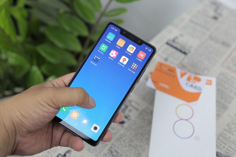Xiaomi Mi 8 SE sở hữu hiệu năng vượt trội