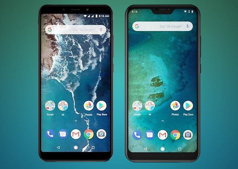 Xiaomi Mi A2 Xiaomi Mi 2 lite