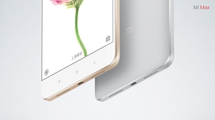 Xiaomi Mi Max 32GB chính hãng thiết kế 2