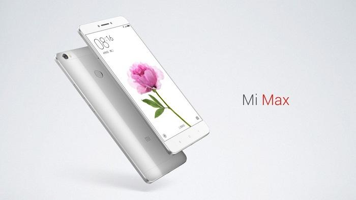 Xiaomi Mi Max 32GB chính hãng thiết kế