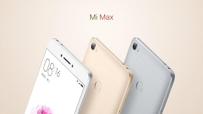 Xiaomi Mi Max 32GB chính hãng trình làng