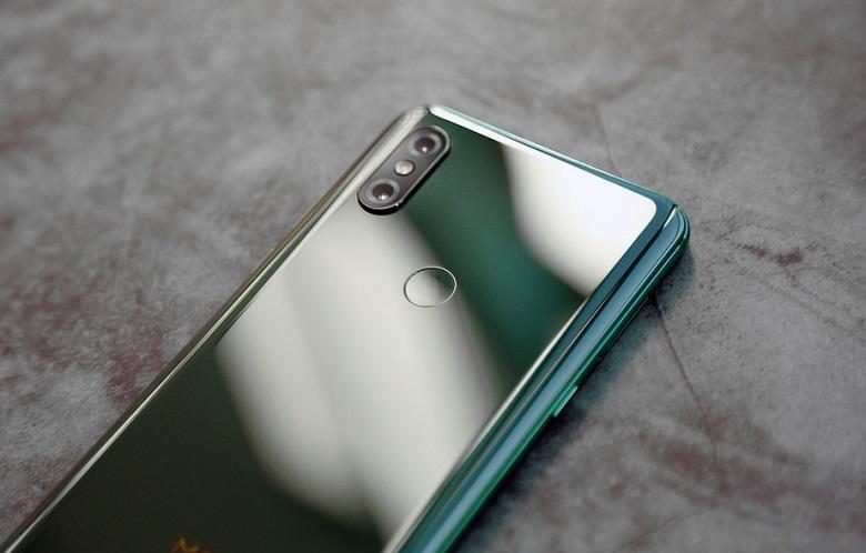 Camera Xiaomi Mi Mix 3 cho khả năng chụp selfie ấn tượng