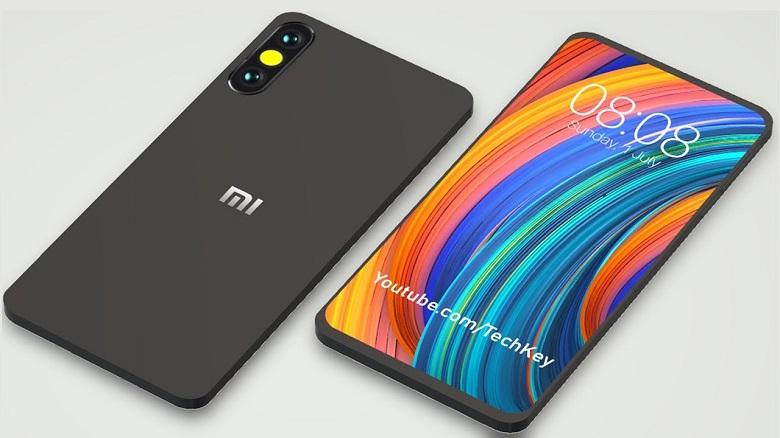 Xiaomi Mi Mix 3 kết nối 5g