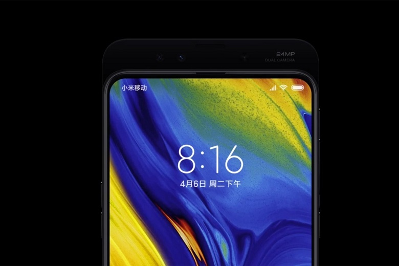 Xiaomi Mi Mix 3 có khả năng quay video siêu chậm