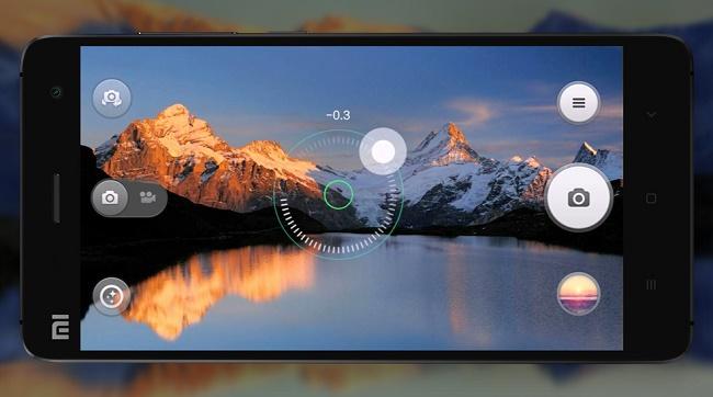 Xiaomi Mi4 camera chất lượng