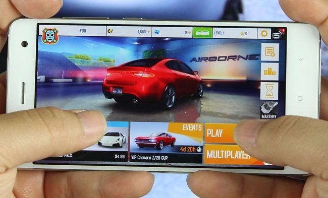 Xiaomi Mi4 chính hãng cấu hình
