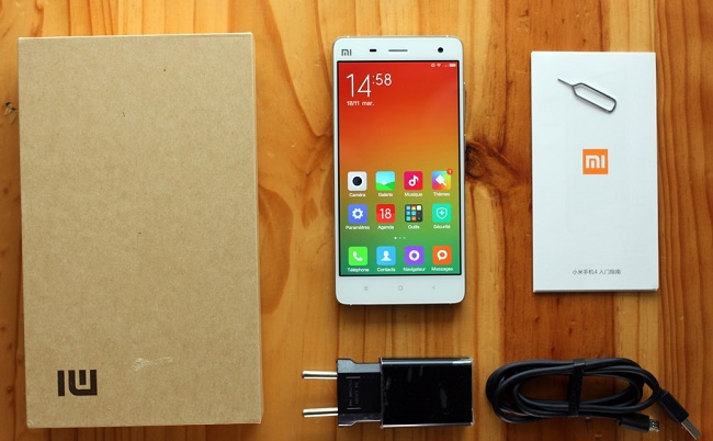 Xiaomi Mi4 chính hãng Viettablet