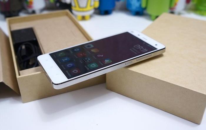 Xiaomi Mi4 giảm giá sâu