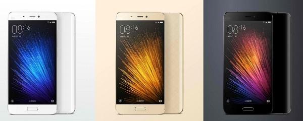 Xiaomi Mi5 chính hãng xách tay giá rẻ