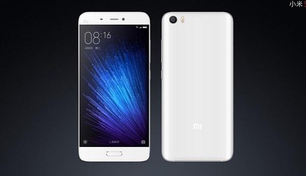 Cấu hình mạnh mẽ của Xiaomi Mi5