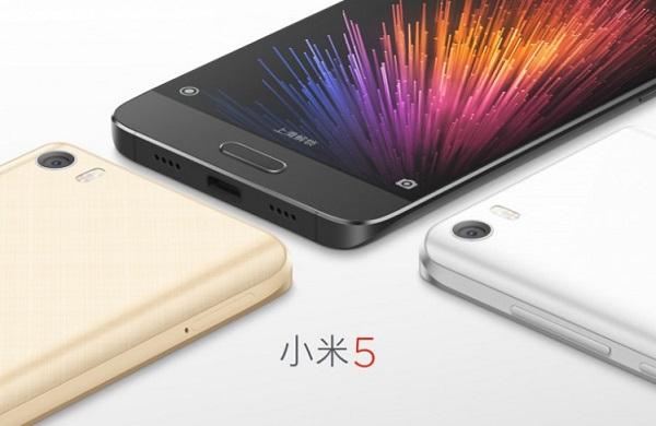 Xiaomi Mi5 chính hãng thiết kế đẳng cấp