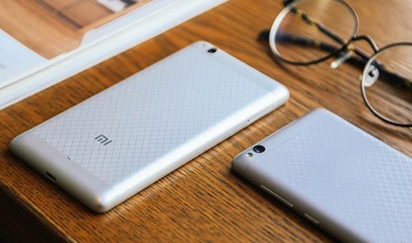 Với chất liệu bằng magie Xiaomi Redmi 3 tạo cảm giác sang trọng