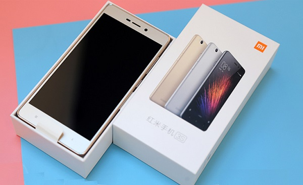 Xiaomi Redmi 3S có cấu hình vượt trội trong tầm giá