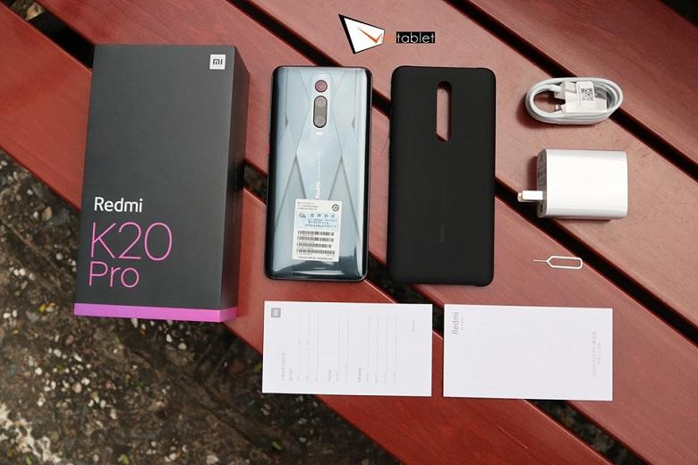 phụ kiện của Redmi K20 Pro Premium (8GB | 512GB)