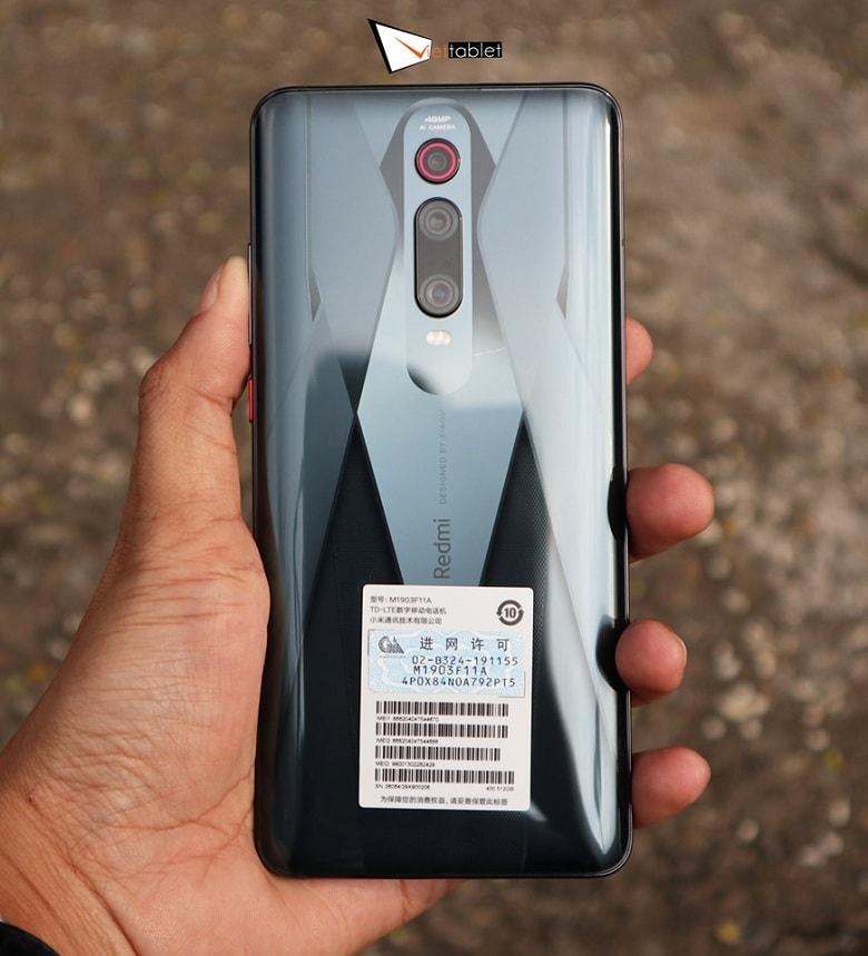 thiết kế Xiaomi Redmi K20 Pro Premium (12GB | 512GB)