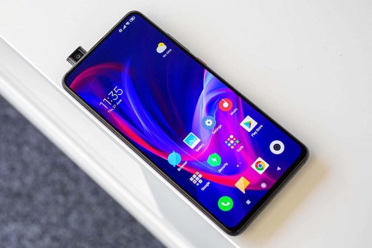 cấu hình Xiaomi Redmi K30 Ultra