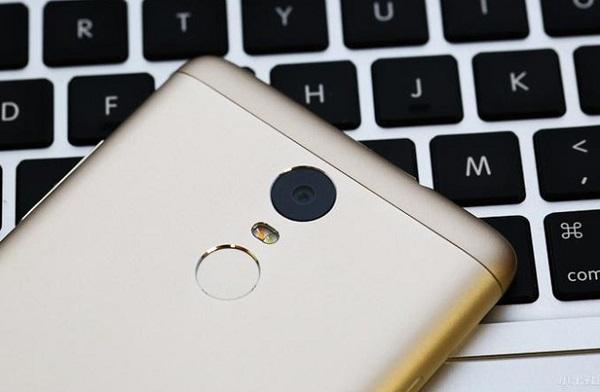 Camera của Xiaomi Redmi Note 3 Pro được nâng cấp lên 16MP