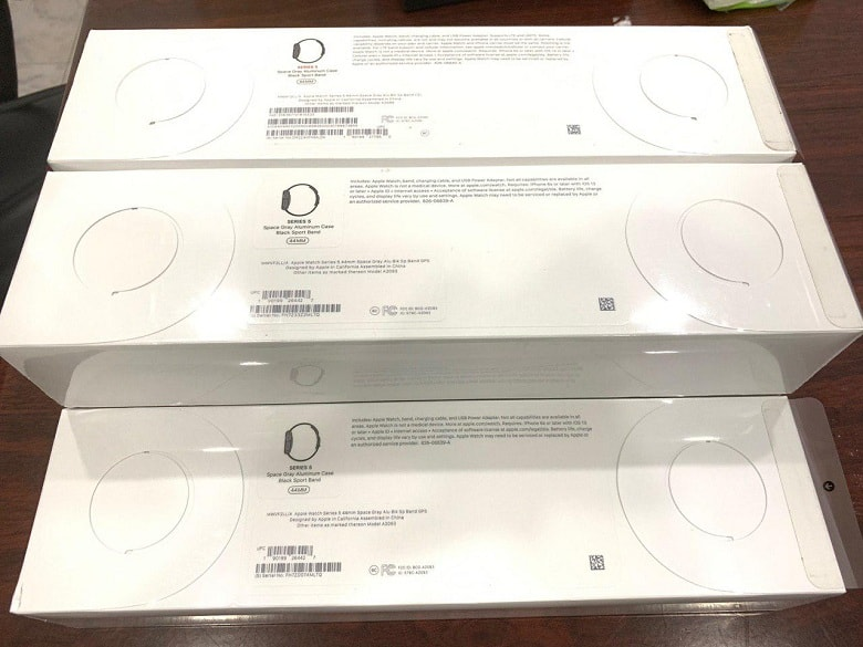 Apple Watch Series 5 (44 mm) Mới